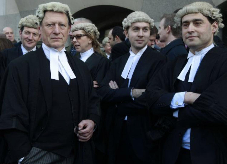 History of Judicial Wear