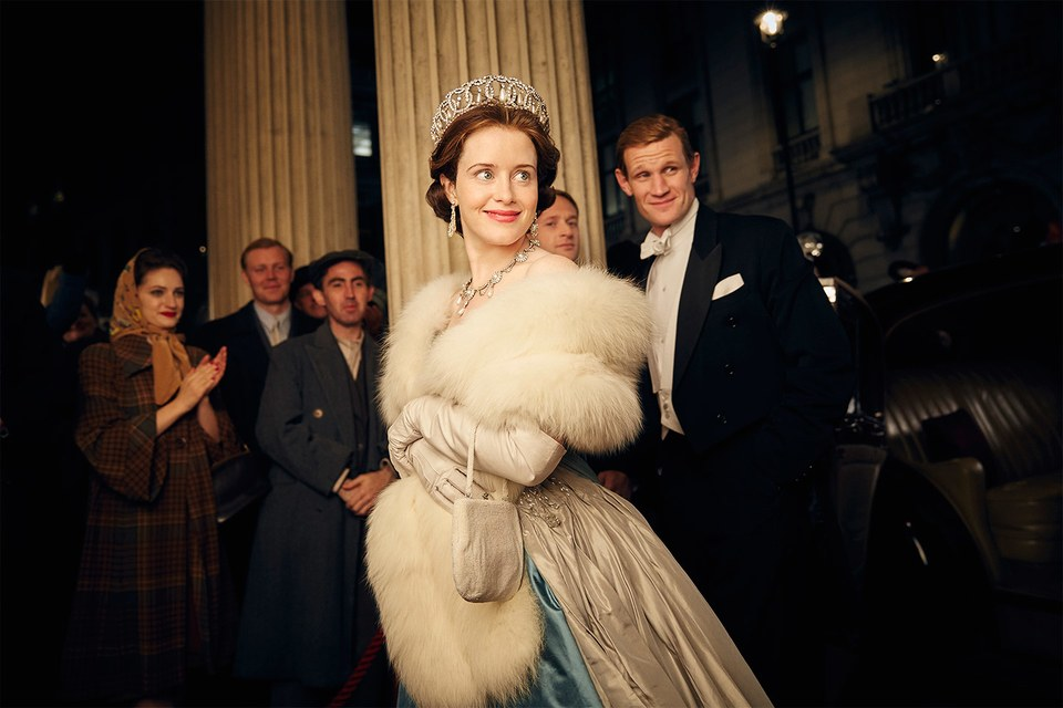 Barker Collars Provided Starched Stiff Collars and Other Accessories for the Netflix Production of The Crown